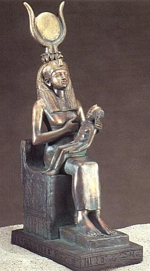Isis Babylonian Mother