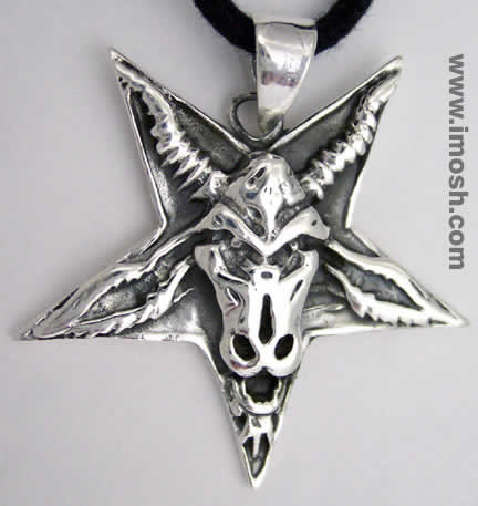 satanic-baphomet